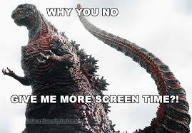 Godzilla Meme - review shin godzilla 2016 a political satire that does the