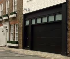 astounding garage design for a modern house with wooden sliding astounding garage design for a modern house with wooden sliding wonderful of classic english white painted brick walls black
