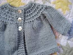 beginners baby sweaters to knit sweater