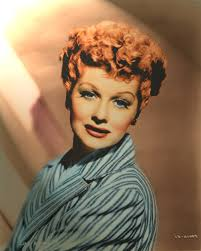 a blog about lucille ball march 2012