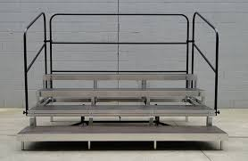 Choir Stands Benches Mobile Choir Raisers Choral Risers Australia