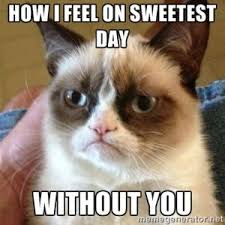 Sweetest Day Meme - 7 sweetest day memes to remind you what this adorable holiday is all