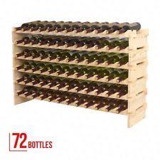 stackable wine rack ebay