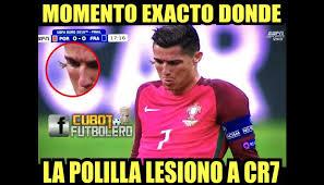 Memes De Cristiano Ronaldo - los mejores memes de la lesi祿n de cristiano ronaldo p磧gina 2 de