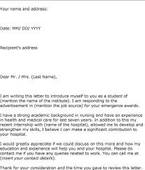 Resume Of Nursing Assistant Cover Letter Examples For Nursing Assistant