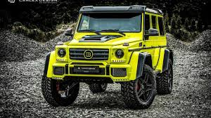 wrapped g wagon brabus and mercedes benz g class news and information