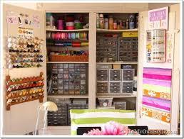 Craft Room Closet Organization - 52 best craft room ideas images on pinterest craft room design