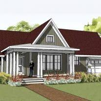 wrap around porch plans home architecture simple yet unique cottage house plan with wrap