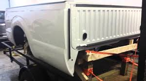 Ford F250 Truck Box - for sale 2015 ford f250 f350 8ft long bed complete youtube