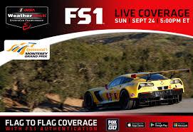 corvette racing live corvette racing on it s almost race on fs1