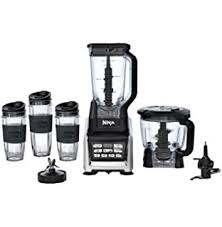 nutri ninja black friday amazon com nutri ninja ninja blender duo system with auto iq with