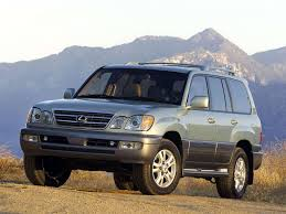 lexus sports car 2003 lexus lx470 2003 picture 2 of 29