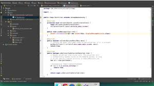 android start activity android studio how to start a new activity with a button