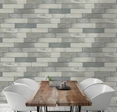 patterned wood wallpaper diy