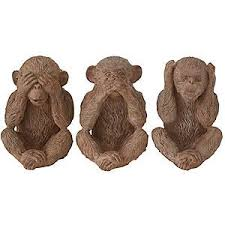 6892 best wise monkeys images on wise monkeys three