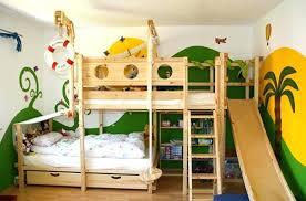 Bunk Bed Slide Bedroom Bed That Slides Bed Bump Beds With Slides Bunk Beds