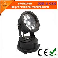 1 degree beam angle led spotlight waterproof ultra bright l