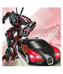 bugatti transformer smiles creation 2 4 ghz remote control transformer robot
