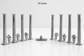 scale model supplies scale model people furniture trees cars