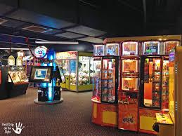 Big Game Room - our fall getaway to kalahari indoor waterpark in sandusky ohio