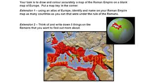 Blank Map Of Roman Empire by Ancient Rome 753 B C E U2013 476 C E Ppt Video Online Download