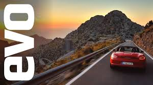 driving a porsche boxster the greatest driving road in the porsche boxster gts on