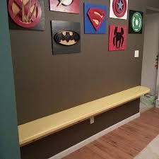 Superhero Home Decor My Son Loves Superheroes Decorating The Playroom Hometalk