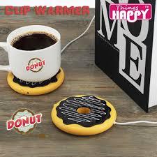 best coffee mug warmer newest creative giant donut usb cup warmer cute hot cookie mug