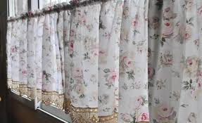 Tie Back Kitchen Curtains by Curtains Wonderful Pink Rose Curtains Pale Sienna Paint Pairs