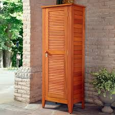 diy outdoor storage cabinet 10 charming diy outdoor storage ideas garden lovers club within
