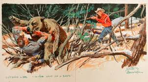 outdoor life walter baumhofer collection the source washington university