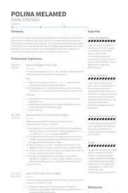 Short Resume Sample by Account Manager Resume Samples Visualcv Resume Samples Database