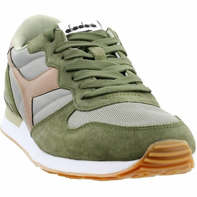 Diadora Camaro Sneakers Green- Mens