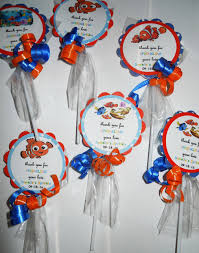 24 disney finding nemo dory baby shower party favors whirly swirl