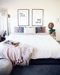 Simple Bedroom Design Best 25 White Comforter Bedroom Ideas On Pinterest Comfy Bed