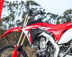 motocross bikes honda 2017 honda crf450rx dirt bike test