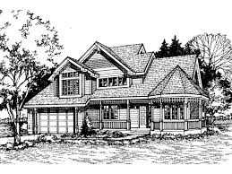 queen anne place victorian home plan 072d 0474 house plans and more