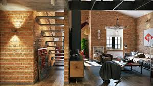 Loft Industrial by 3 Stylish Industrial Inspired Loft Interiors