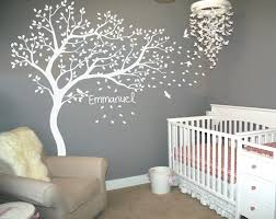 Tree Wall Decals For Nursery Compare Prices On Large White Tree Wall Decal Online Shopping Buy