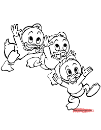 ducktales coloring pages tales characters coloring pages for kids