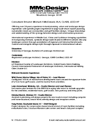 Consultant Resume Samples by M Mc D Consultant Resume Template