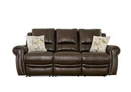 Arizona Leather Sofa by Arizona 3 Seater Leather Recliner Sofa Furniture Village