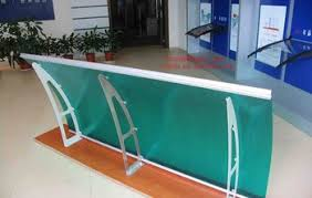 Awning For Back Door Awning Canopy Pc Polycarbonate For Front Back Door Awning Buy