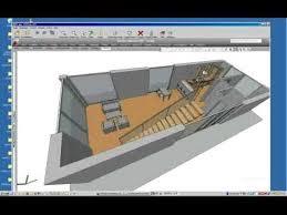 autocad architektur erstellen einer 3d perspektive autocad architecture