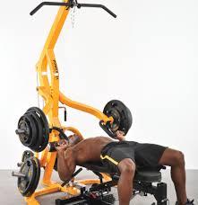bodybuilding machine gym powertec