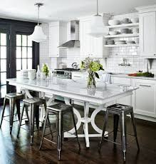 Kitchen Island Variations - Dining room island tables