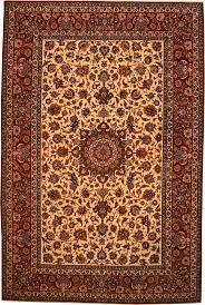 tappeti orientali torino tappeto vecchia manifattura orientale isphan 312x210 cm simorgh