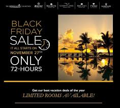 best travel deals black friday black friday u2013 tan lines the official blog of secrets resorts u0026 spas