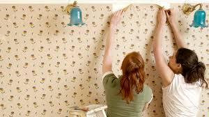 wallpaper removal hacks that make a tough job easier