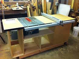 table saw station plans 10x10 gable shed plans free woodworking plans table saw station